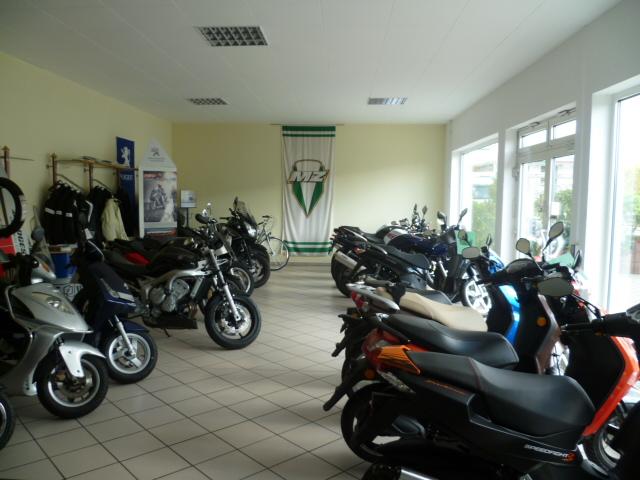 Motorrad Seitz